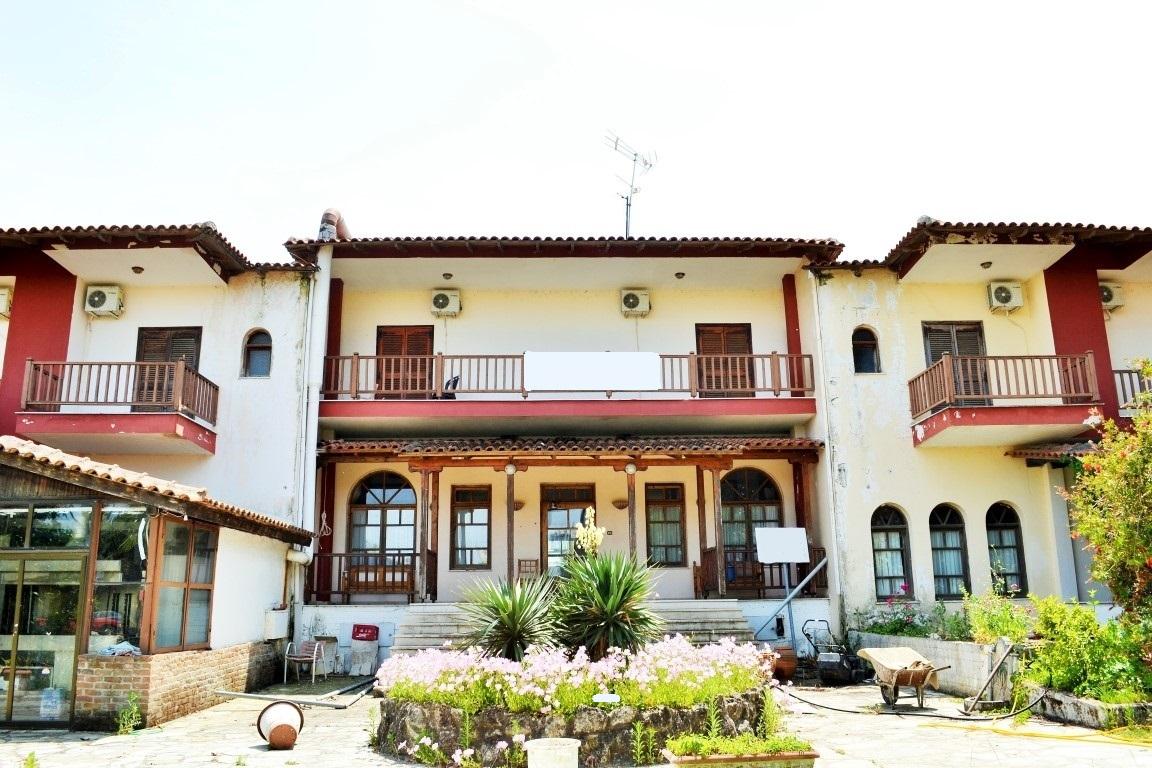 Hotel 900 m² na Kasandri (Halkidiki)