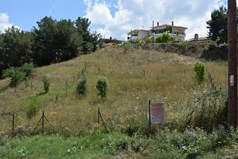 Land 514 m² in the suburbs of Thessaloniki