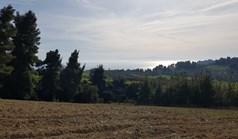 زمین 6000 m² در کاساندرا (خالکیدیکی)