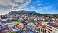 商用 250 m² 位于雅典