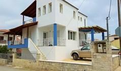 Dom wolnostojący 215 m² na Kassandrze (Chalkidiki)