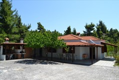 Detached house 80 m² in Kassandra, Chalkidiki