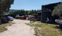 հողատարածք 1232 m² Խալկիդիկի-Սիթոնիայում