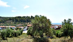 Land 1500 m² in Kassandra, Chalkidiki