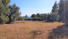Zemljište 1739 m² na Sitoniji (Halkidiki)