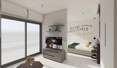 شقة 30 m² في أثينا