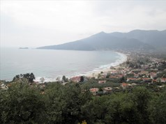 Land 9200 m² on the island of Thassos