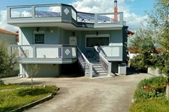 Detached house 150 m² in the suburbs of Thessaloniki