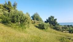 Terrain 4500 m² à Kassandra (Chalcidique)