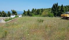 地皮 2150 m² 位于卡桑德拉(哈尔基季基州)