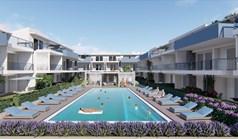 բնակարան 52 m² Խալկիդիկի-Սիթոնիայում