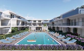 اپارتمان 52 m² در سیتونیا (خالکیدیکی)
