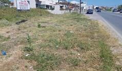 地皮 600 m² 位于卡桑德拉(哈尔基季基州)