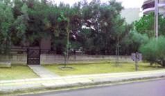 地皮 749 m² 位于雅典