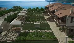 بيت صغير 130 m² في آتوس - هالكيديكي