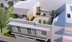 Apartament 37 m² w Salonikach