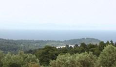 زمین 4332 m² در کاساندرا (خالکیدیکی)