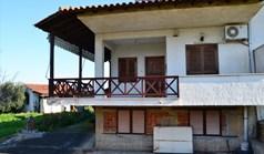 دوبلکس 134 m² در کاساندرا (خالکیدیکی)